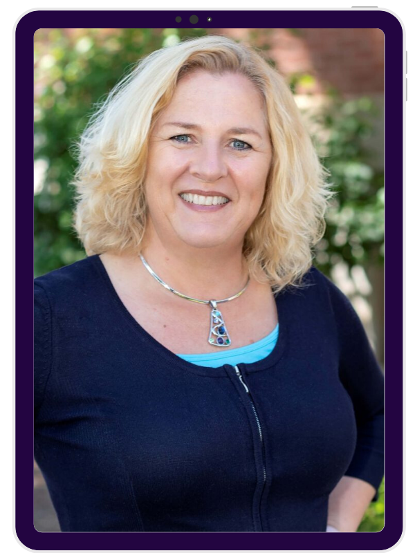Sherry Lutz Herrington, Owner of Sherrington Financial Fitness in Paso Robles, California