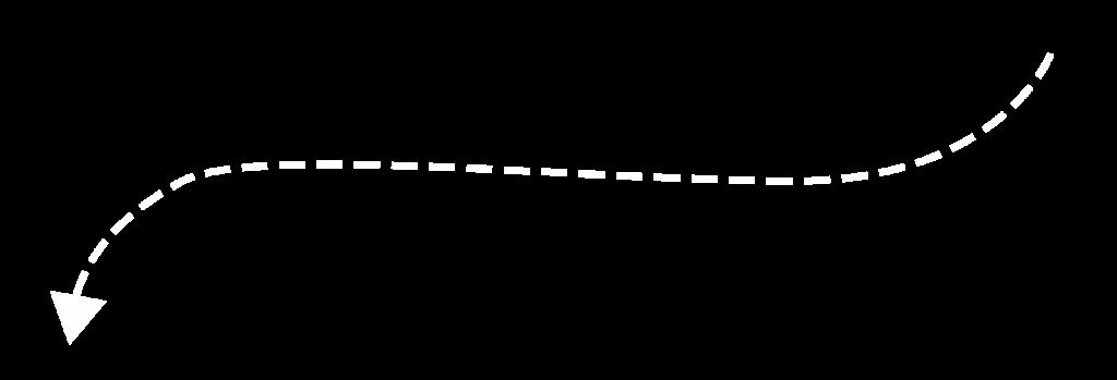 white short arrow left